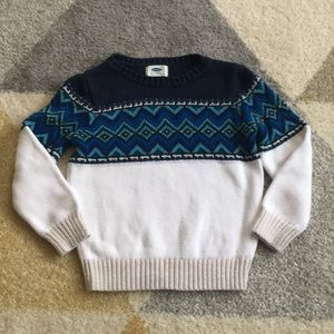 Old Navy 5T Boys sweater